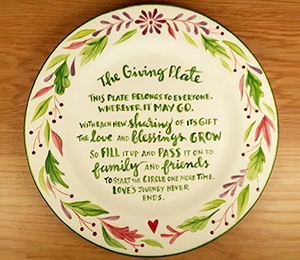 Hyderabad The Giving Plate